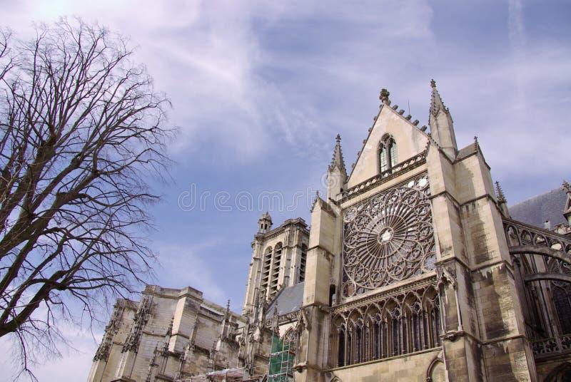 Troyes στη σαμπάνια στη Γαλλία στοκ φωτογραφία