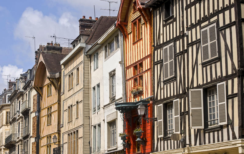 Troyes fotos de stock