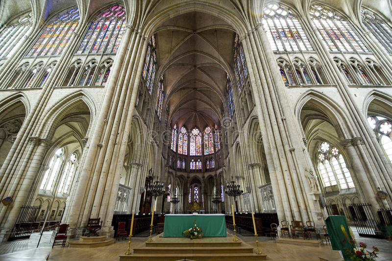 Download Troyes - Cathedral stock photo. Image of monument, historic - 25229336