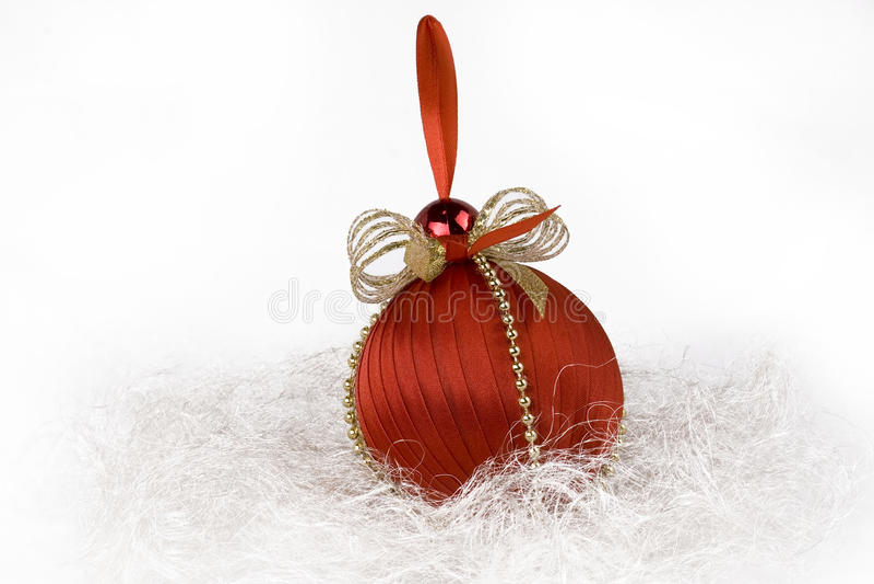 Trreedecoratie van Kerstmis stock fotografie