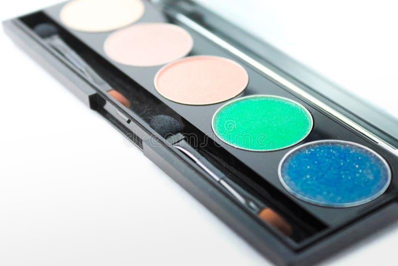 Download Trucco immagine stock. Immagine di palette, bellezza - 30827205