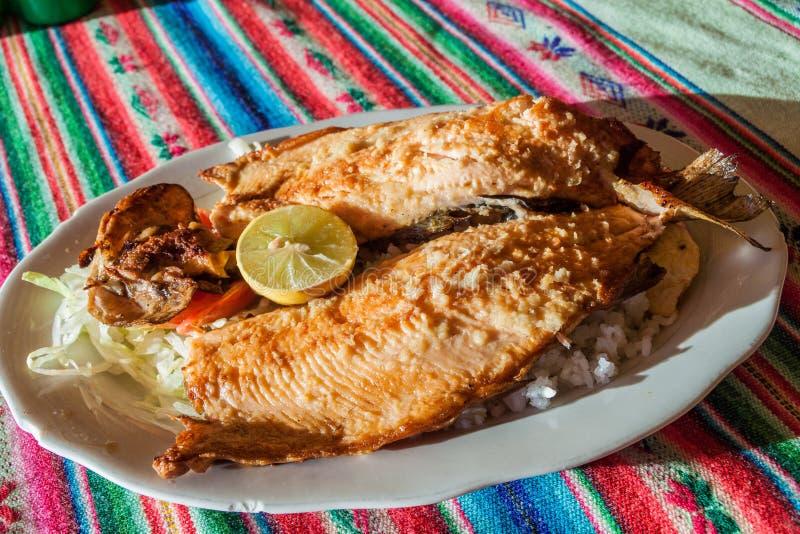 Restaurante En Copacabana Bolivia Fotos - Libres de Derechos y Gratuitas de Dreamstime