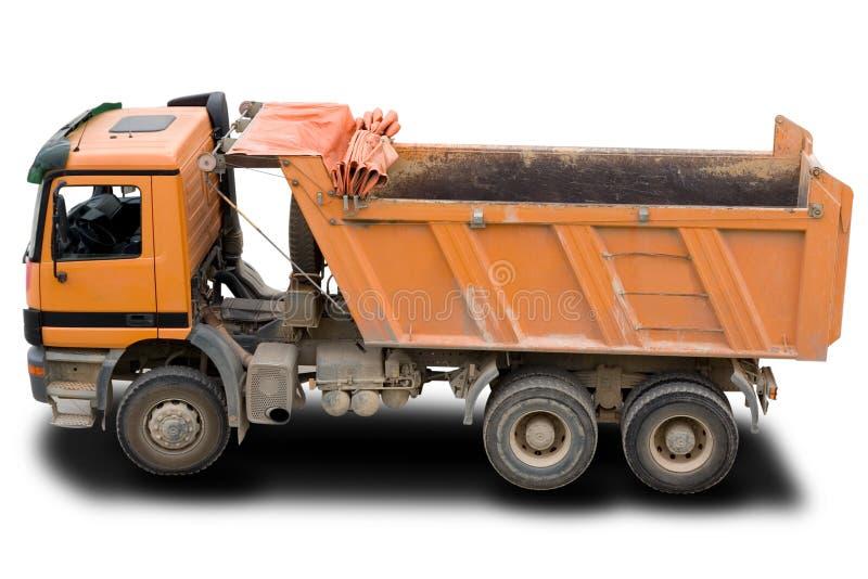 truck απορρίψεων στοκ εικόνες