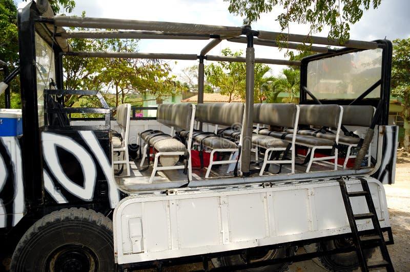 truck σαφάρι στοκ εικόνες