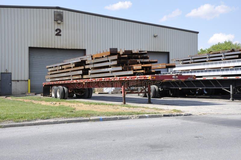 truck χάλυβα ακτίνων στοκ φωτογραφία με δικαίωμα ελεύθερης χρήσης