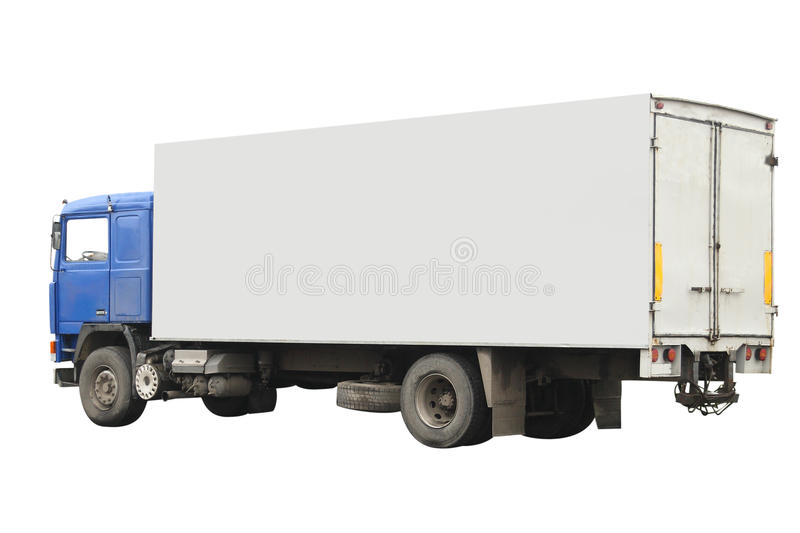 Truck royalty free stock photo