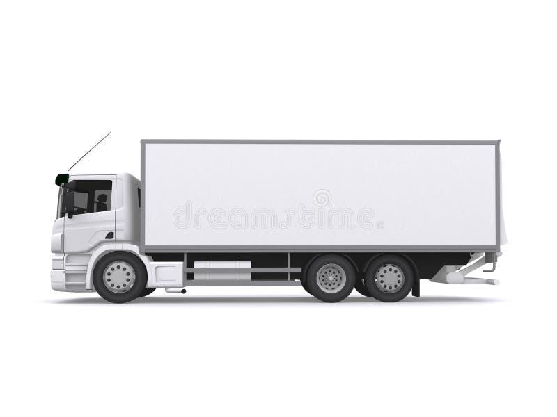 Truck vector illustration