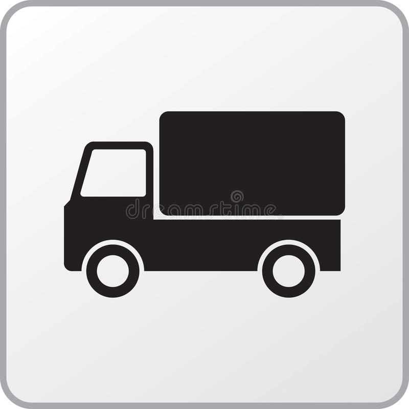 Download Truck stock vector. Illustration of truck, gift, store - 21228508