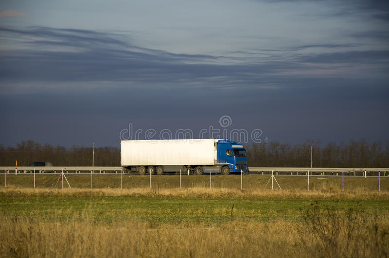 Truck royalty free stock image