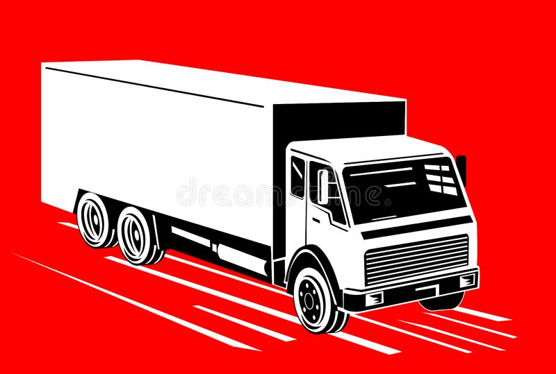 Truck Free Stock Image