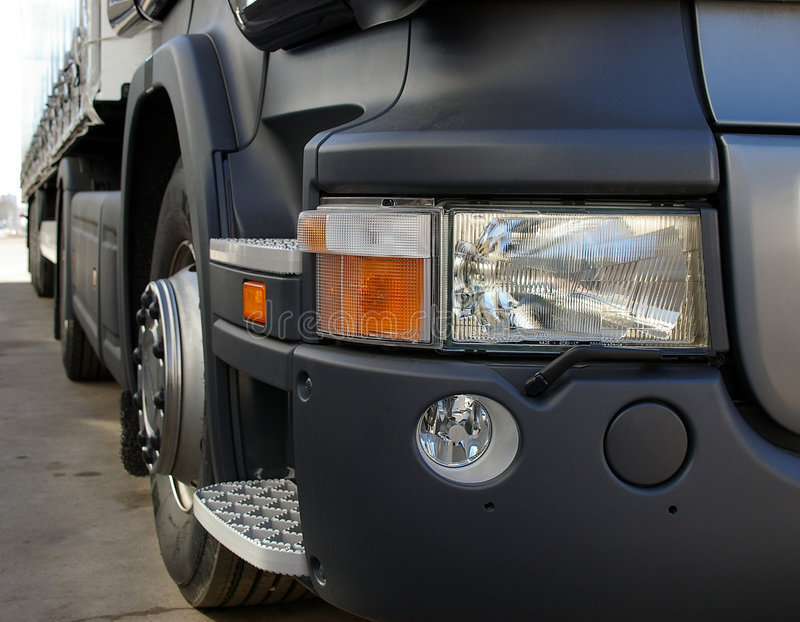 Download Truck Details stock photo. Image of trailer, scania, power - 125816