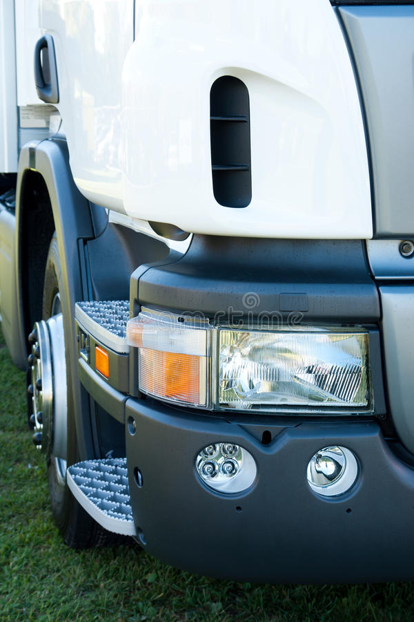 Truck Details royalty free stock photos