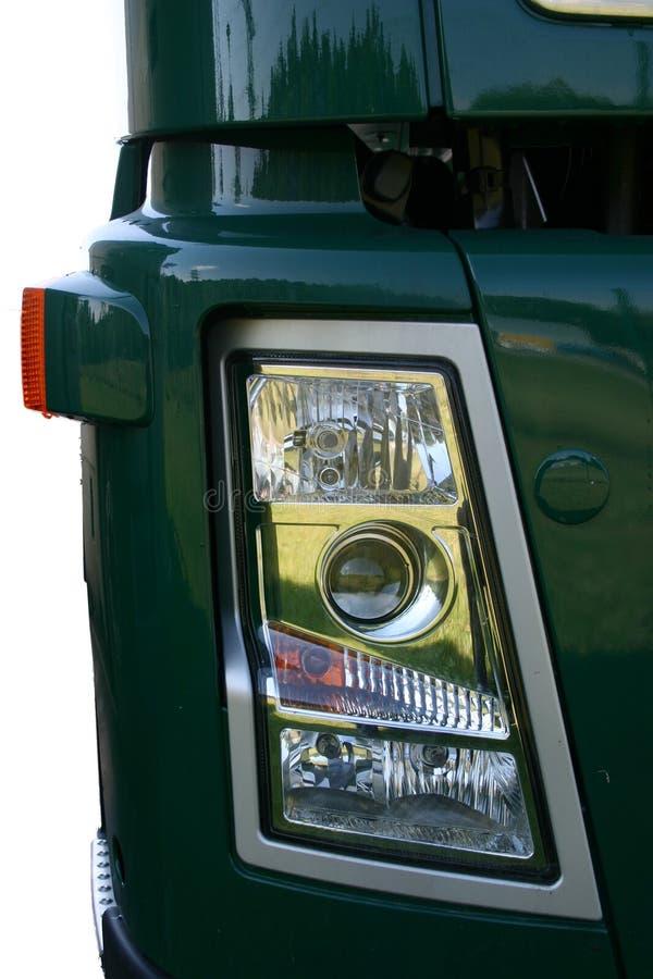 Free Truck Headlight Royalty Free Stock Photography - 250617