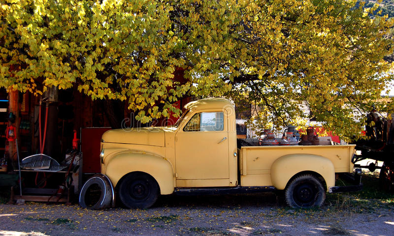 Download Truck Relic stock photo. Image of collector, trees, vehicles - 17041722