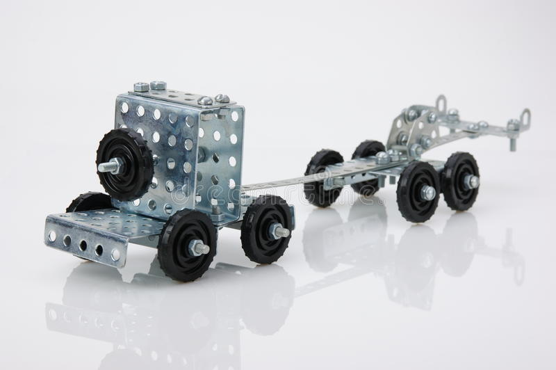 Download Truck Tractor Toy - Metal Kit Royalty Free Stock Photo - Image: 27907135