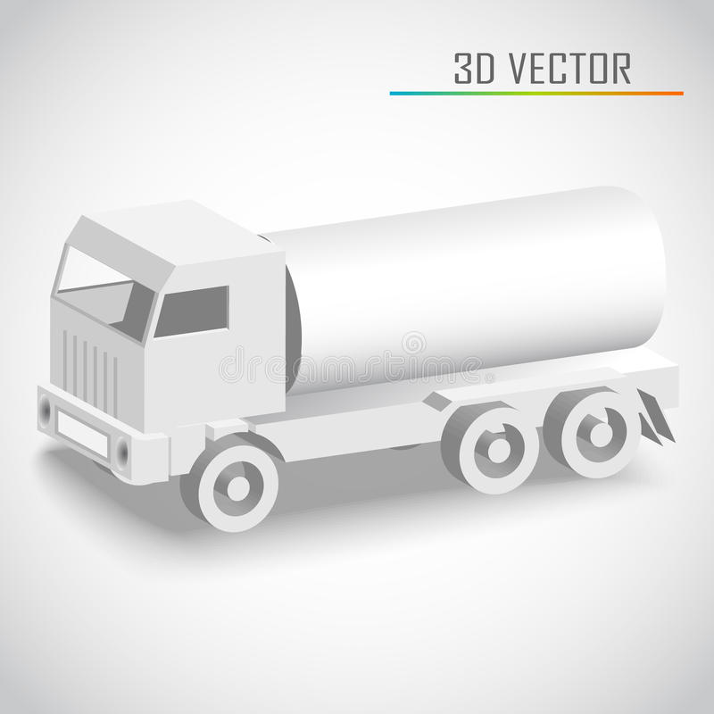 Download Truck Vector Stock Photography - Image: 34381742