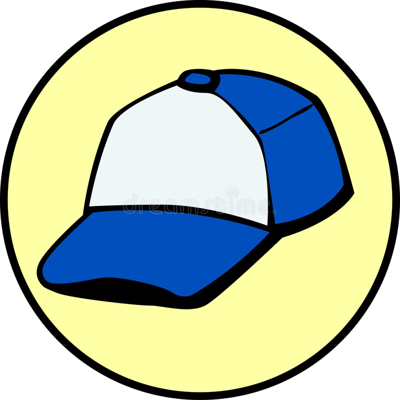 Trucker or baseball cap vector illustration vector illustration