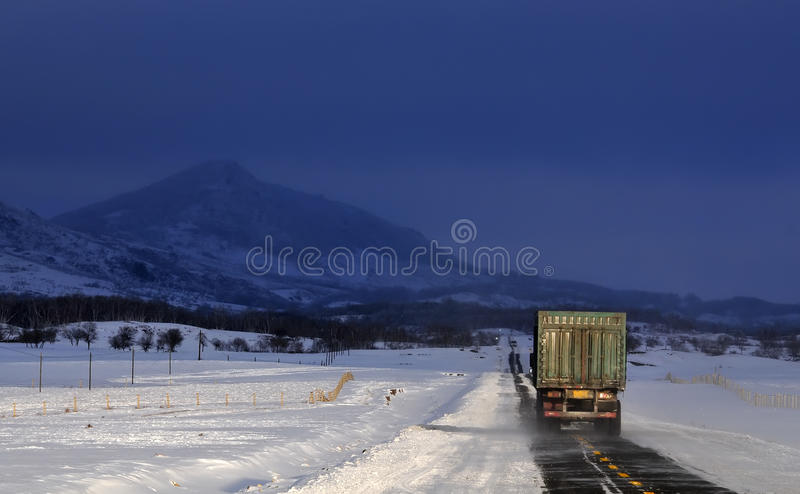 Download Trucks stock image. Image of winter, hang, drive, cold - 22926613