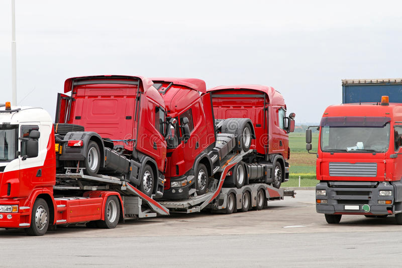 Download Trucks stock image. Image of trucks, transport, lorry - 26368029