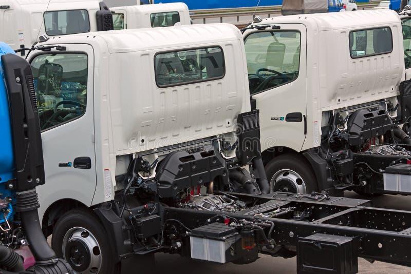 Download Trucks Royalty Free Stock Image - Image: 26859236