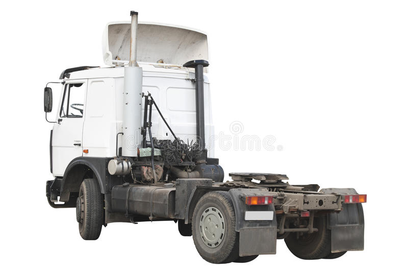 trucktor royaltyfria bilder