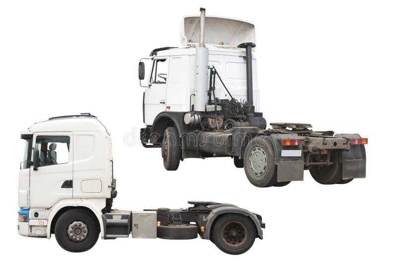 trucktors obrazy royalty free