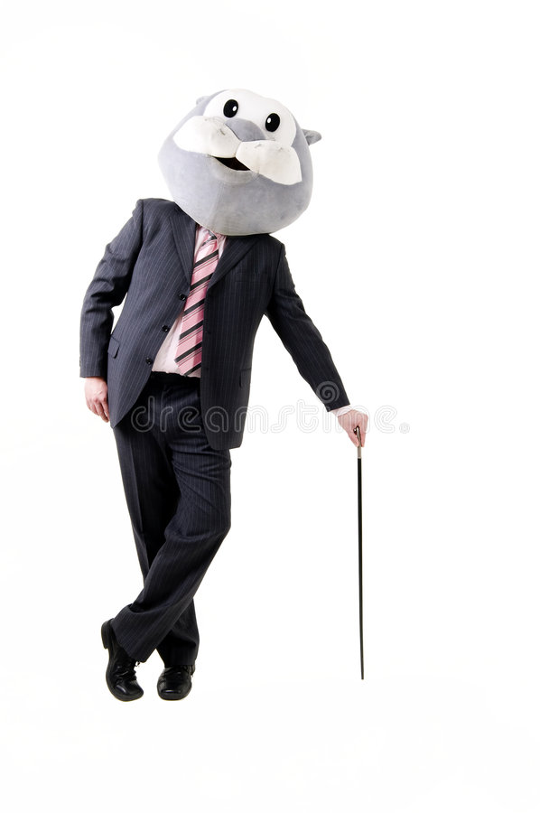 Download True  banker stock image. Image of standing, businessperson - 8115463