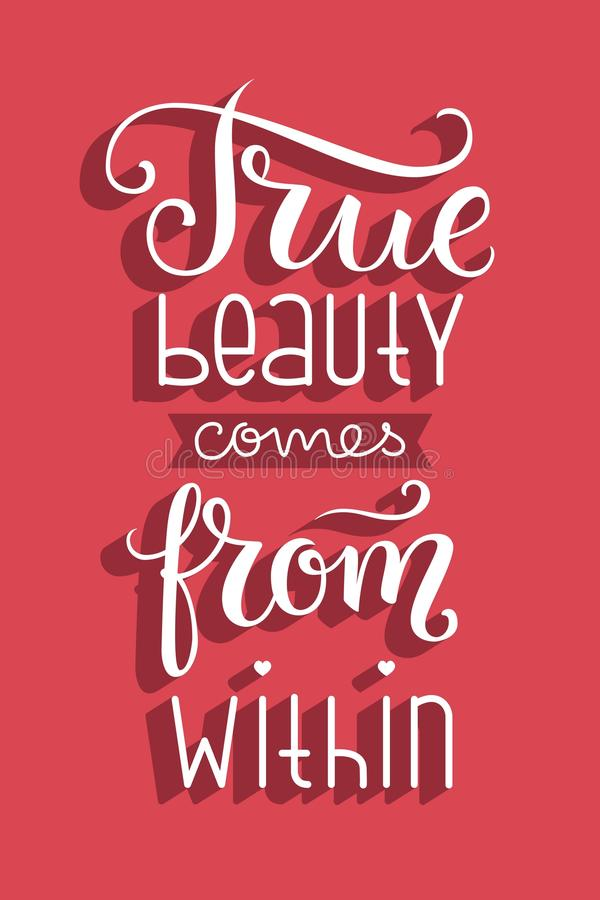 True Beauty Comes From Within Quotes Bullirima Quotes On Beauty