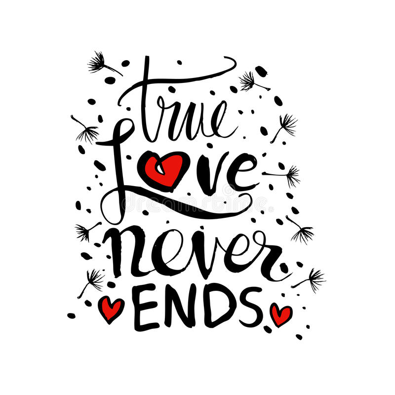 True love story never ends stock vector illustration of romantic download true love story never ends stock vector illustration of romantic illustration altavistaventures Image collections