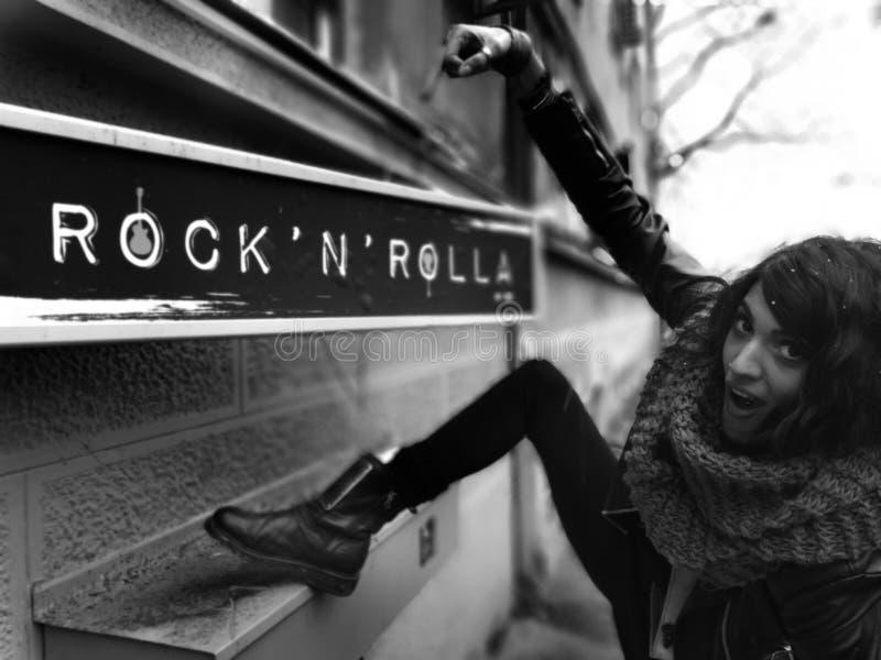 True RocknRolla stock photo