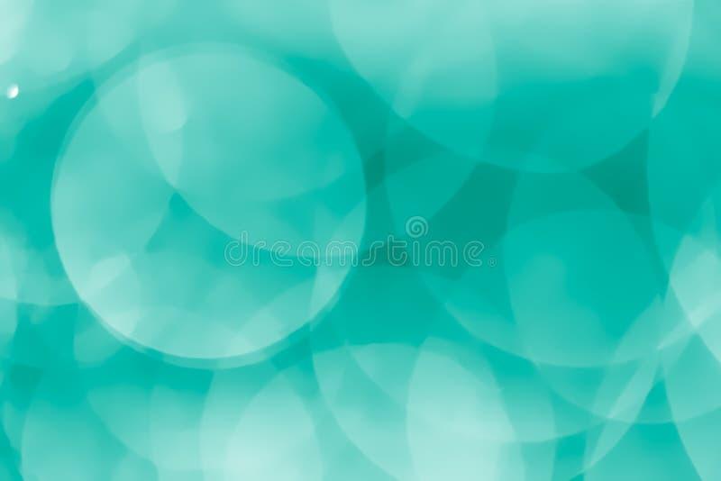 trullo del fondo del bokeh ilustración del vector