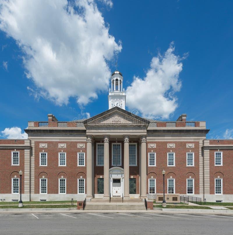 Truman Courthouse royaltyfria bilder