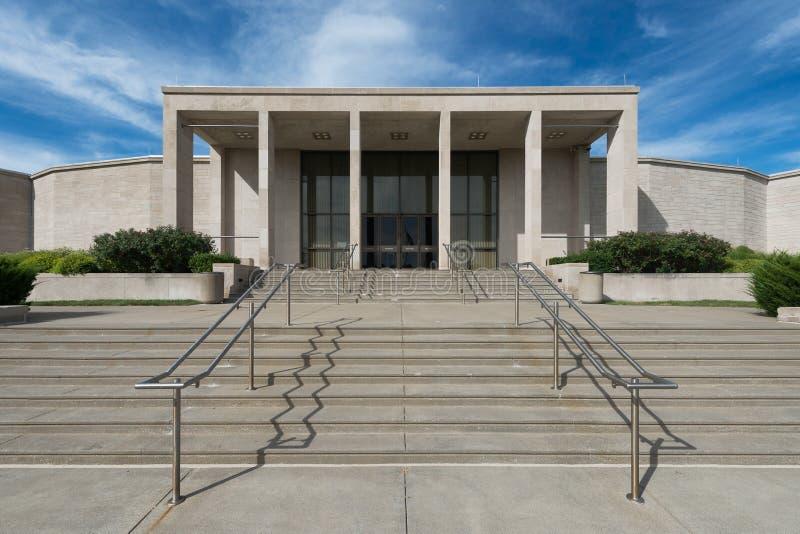 Truman Library arkivbild