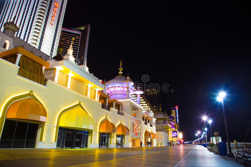The spectacular Trump Taj Mahal offers accommodation in a business area of Atlantic City. Featuring historical architecture, the hotel occupies a story building opened in Trump Taj Mahal is located next door to Ripley\'s Believe It or Not and features laundry, housekeeping service and shopping service for guests' convenience.