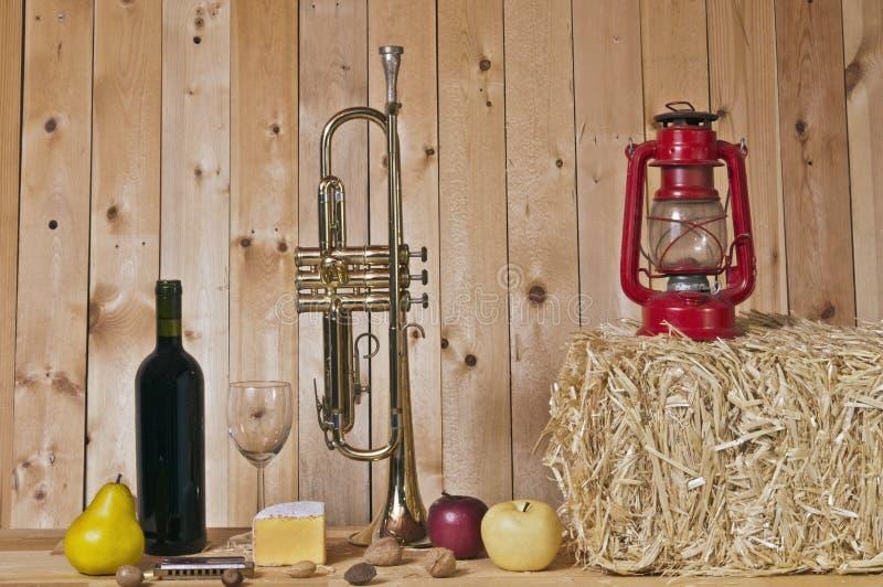 trumpet arkivbilder