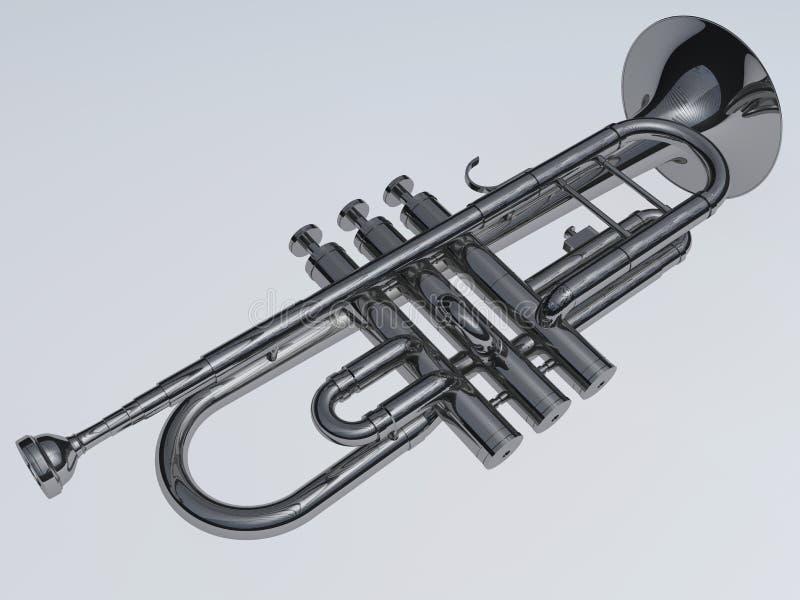 Trumpet vector illustration