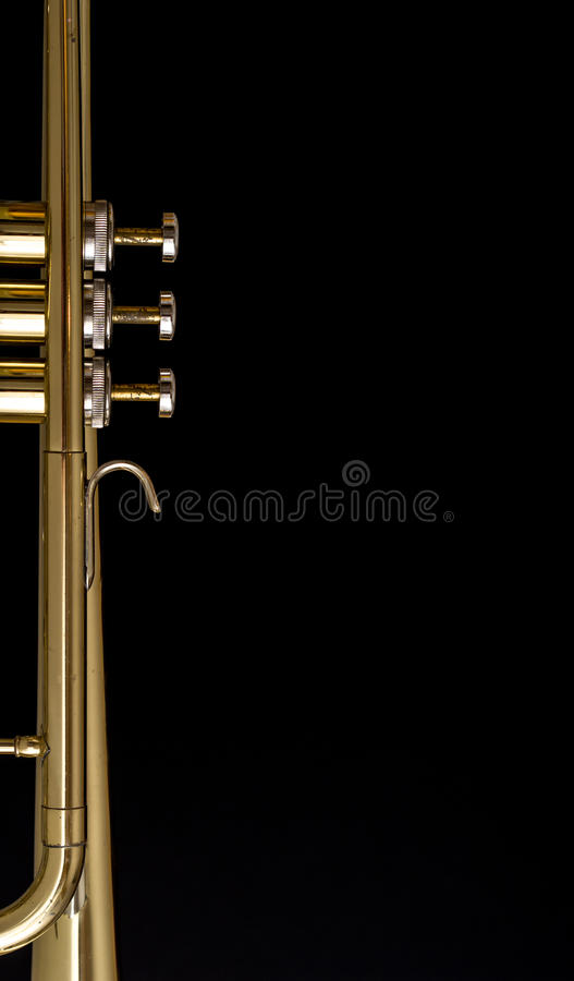 Download Trumpet background stock photo. Image of musical, horn - 28056670