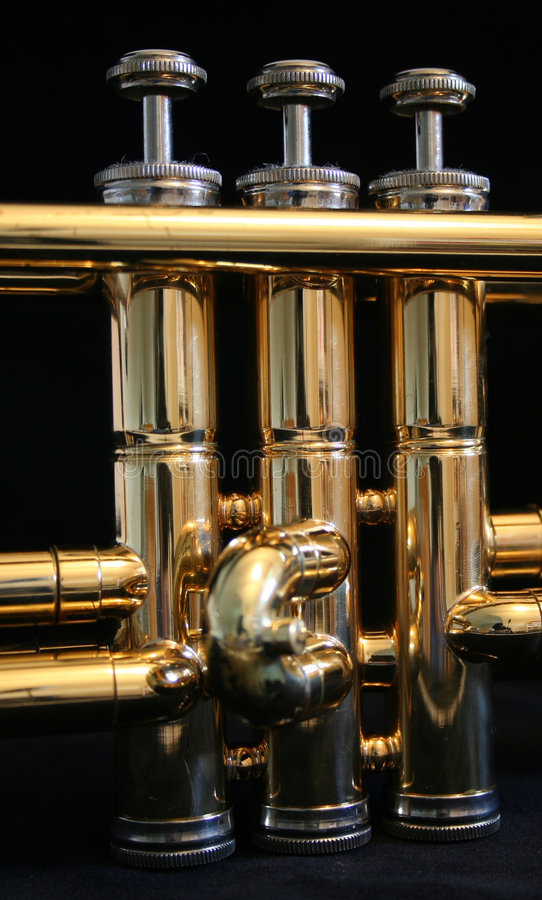 Free Trumpet Parts Royalty Free Stock Images - 3193059