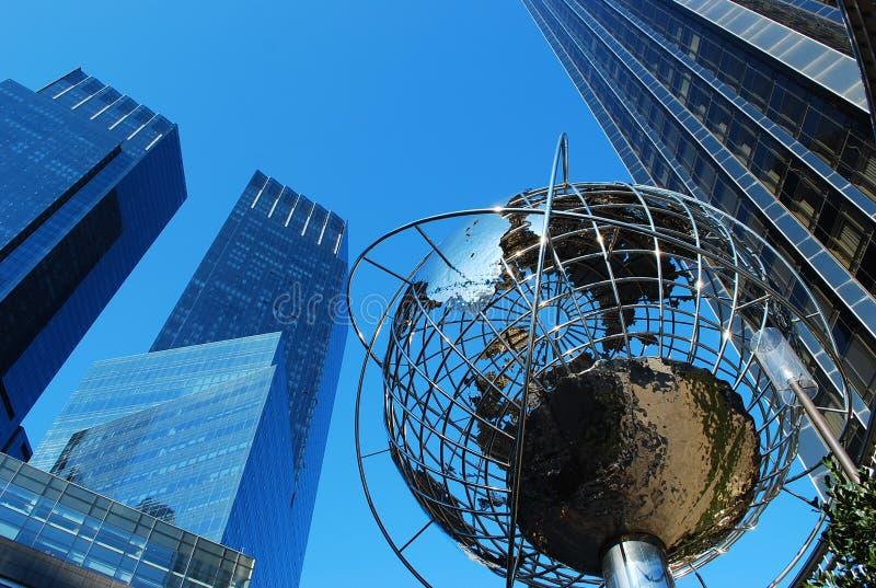 Trunfo de New York fotos de stock royalty free