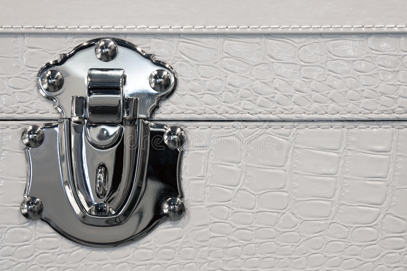 Download Trunk lock stock photo. Image of ornate, background, latch - 31507152