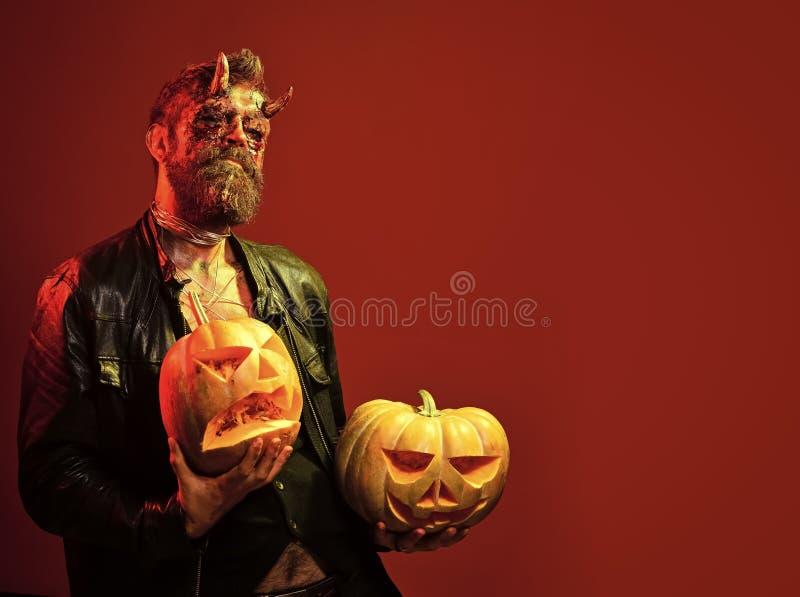 Truque ou deleite de Halloween imagens de stock