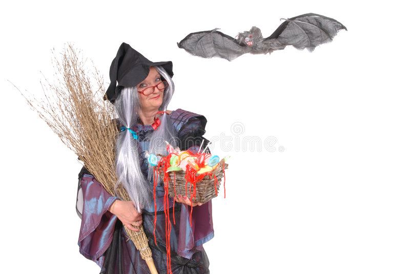 Truque ou deleite, Halloween imagem de stock