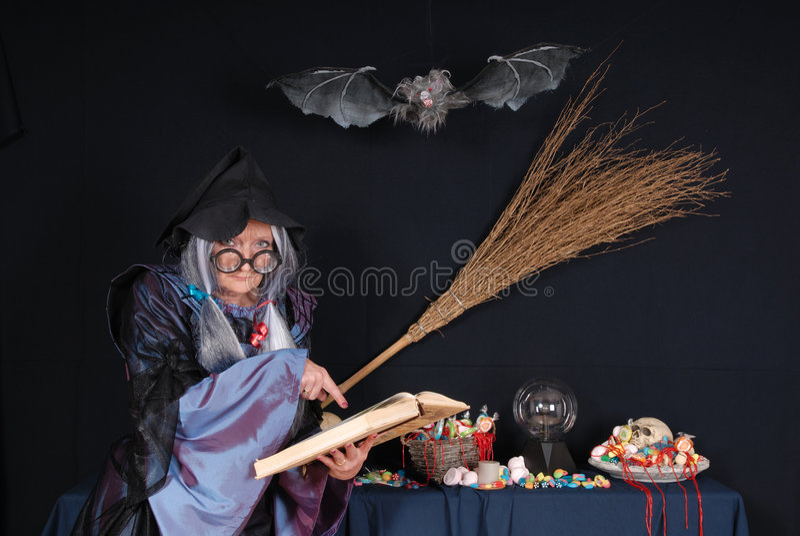 Truque ou deleite, Halloween fotografia de stock royalty free