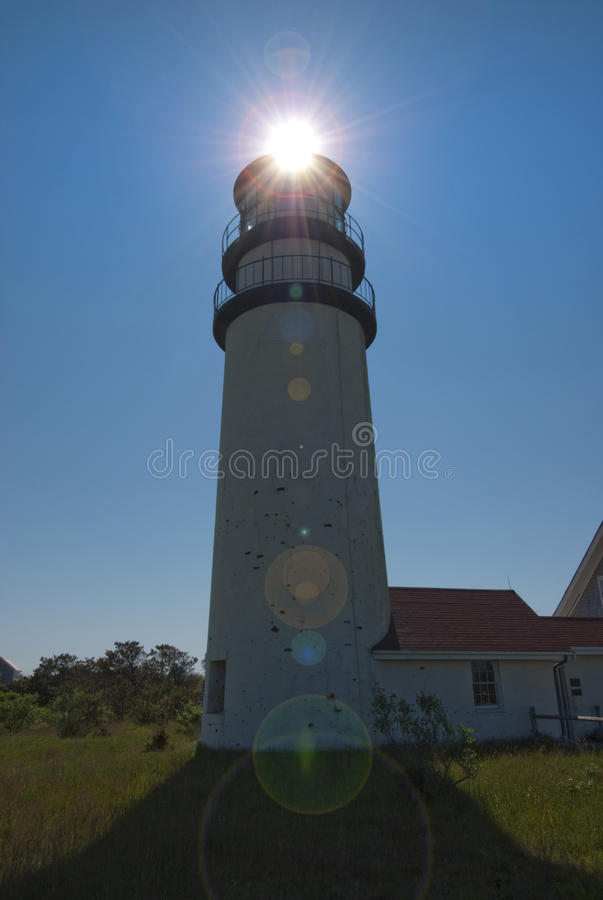 Download Truro Lighthouse On Cape Cod Royalty Free Stock Photo - Image: 19880545