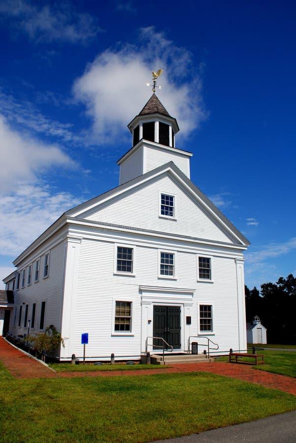 Download Truro, MA: 1898 Union Town Hall Stock Photo - Image: 26559472