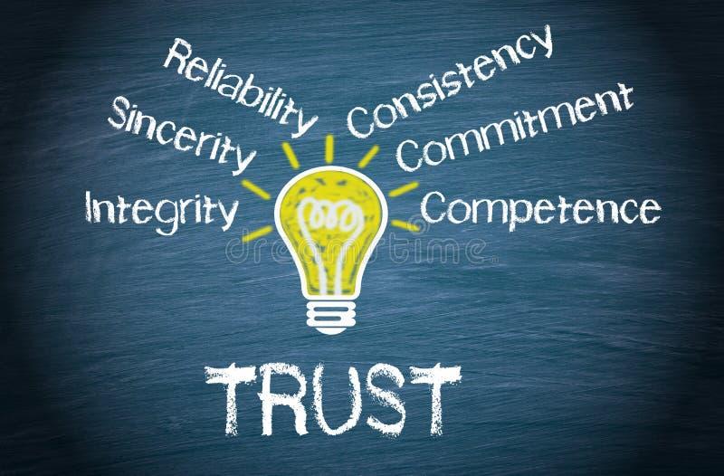 Trust royalty free stock photos