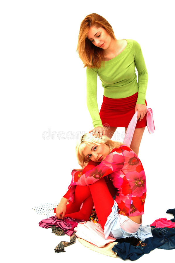 Download Trustful friends 6 stock photo. Image of girls, trend, happy - 354704