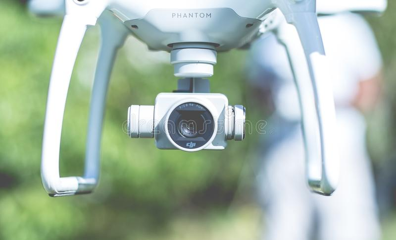 Truteń kamera zdjęcie stock