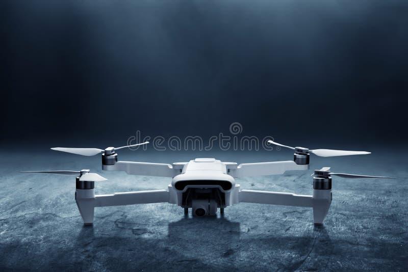 Trutnia quadcopter z cyfrow? kamer? zdjęcia royalty free
