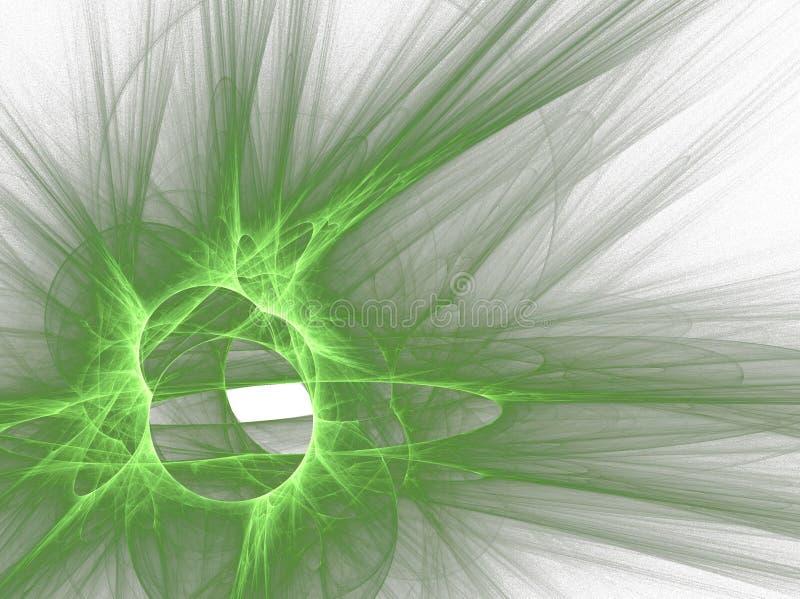 tryckvågplasma stock illustrationer